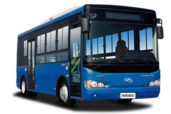 海格KLQ6800GEVN5公交车(纯电动15-27座)