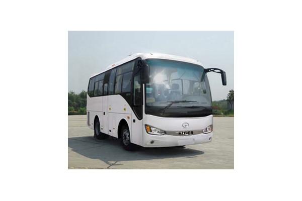海格KLQ6812KAHEVE51E客车(柴油/电混动国五24-35座)