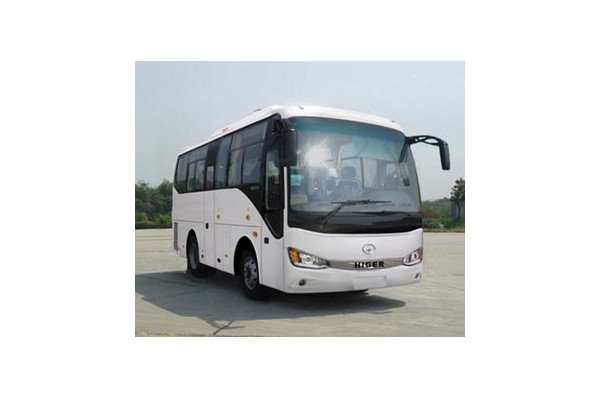 海格KLQ6812KAHEVE50E客车(柴油/电混动国五24-35座)