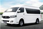 海格KLQ6540QE5A轻型客车(汽油国五6-9座)