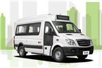 海格KLQ6601GBEVX6公交车(纯电动10-14座)
