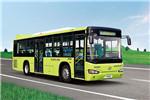 海格KLQ6109GAHEVC5K插电式公交车(天然气/电混动国五24-39座)