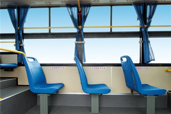 海格KLQ6129GAHEVC5K插电式公交车(天然气/电混动国五24-42座)