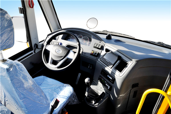 海格KLQ6709XQE5A幼儿专用校车(柴油国五24-31座)