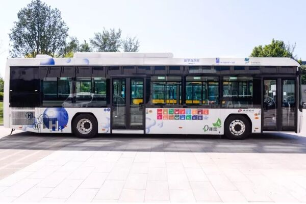 福田欧辉公交车BJ6123FCEVCH-1(燃料电池20-37座)