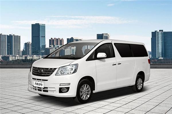 九龙HKL6520BEV客车(纯电动5-9座)