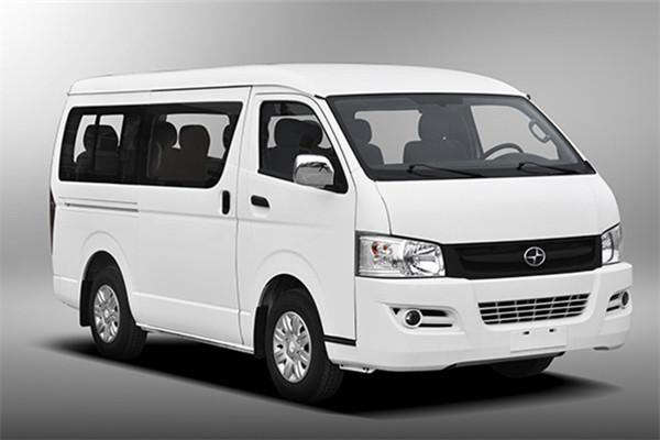 九龙HKL5040XSWCE商务车(柴油国五5-9座)