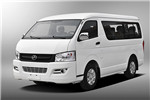 九龙HKL5040XSWQA商务车(汽油国四5-9座)