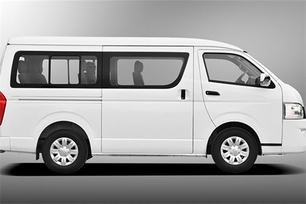 九龙HKL6480QE轻型客车(汽油国五10-12座)