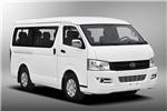 九龙HKL5041XSWCE商务车(柴油国五5-9座)