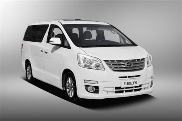 九龙HKL6490BEV客车(纯电动6-7座)