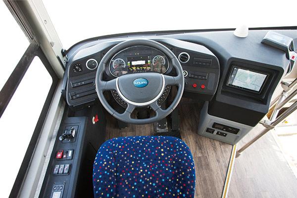 SLK6101-仪表台