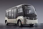 金旅XML6606JEV10C无人驾驶公交车(纯电动10-13座)