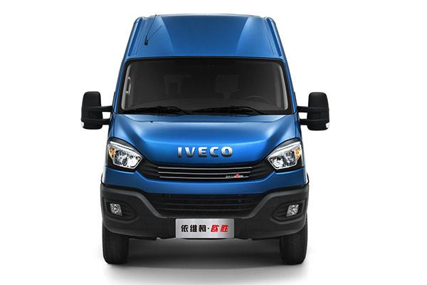 依维柯NJ6605EC欧胜客车(柴油国五13-14座)