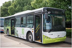 海格KLQ6109GAEVN11公交车(纯电动21-40座)
