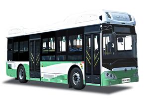 申龙SLK6109UQFCEVH公交车(燃料电池18-35座)