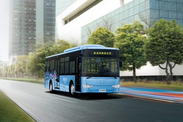 金龙XMQ6127AGBEVL7城市之光公交车(纯电动21-46座)