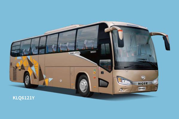 海格KLQ6121Y海悦客车(柴油国五24-50座)