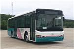 海格KLQ6129GAEVX5公交车(纯电动23-42座)