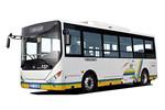中通LCK6809EVG3A2公交车(纯电动14-27座)
