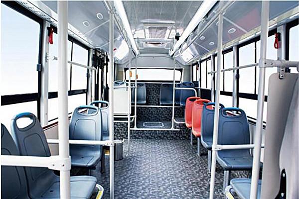 中通LCK6809EVG3D5公交车(纯电动14-27座)