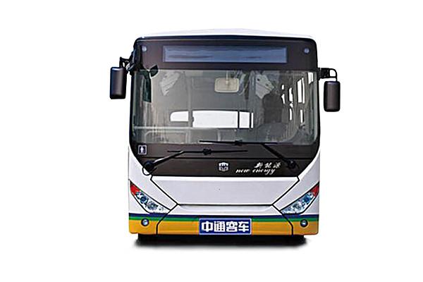 中通LCK6809EVG3L4公交车(纯电动14-27座)