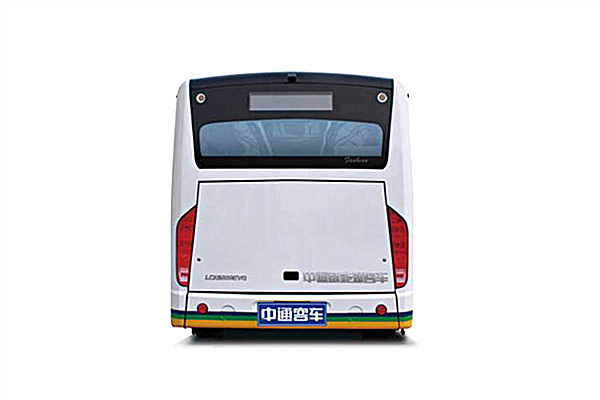 中通LCK6809EVG3W1公交车(纯电动14-27座)