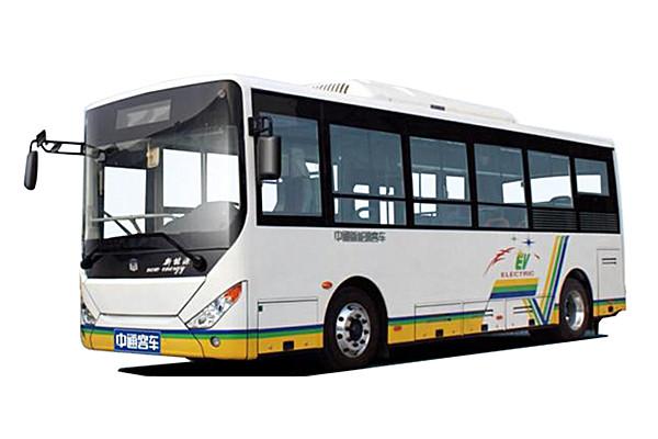 中通LCK6809EVG3X2公交车(纯电动14-27座)