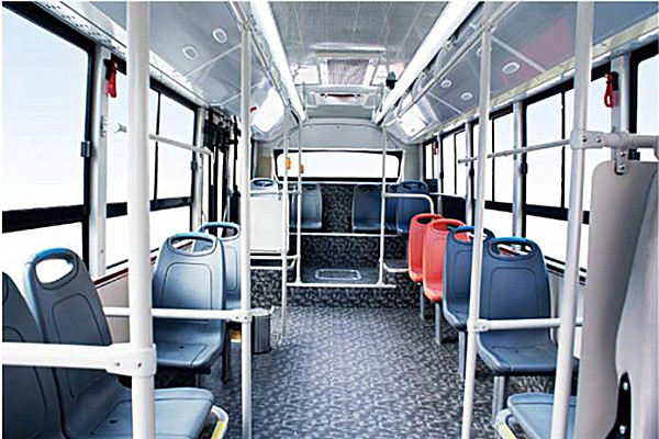 中通LCK6809EVGD公交车(纯电动13-27座)