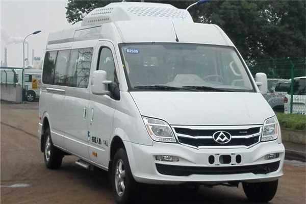 上汽大通SH6612A4FCEV轻客(燃料电池10-14座)