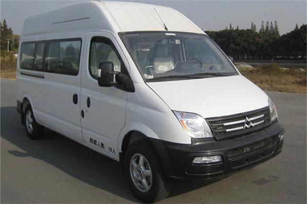 上汽大通SH6591A3D4轻客(柴油国四10-16座)