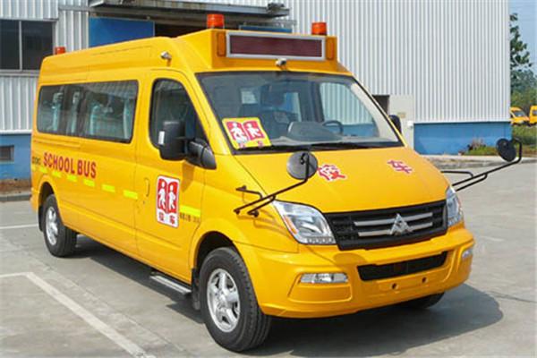 上汽大通SH6591A3D4-XA小学生专用校车(柴油国四10-21座)