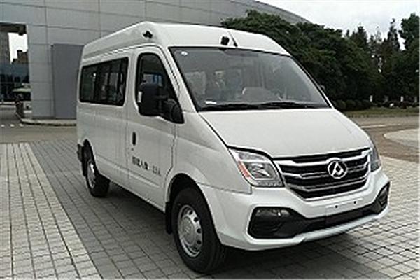 上汽大通SH6501A3D5-N轻客(柴油国五10-13座)