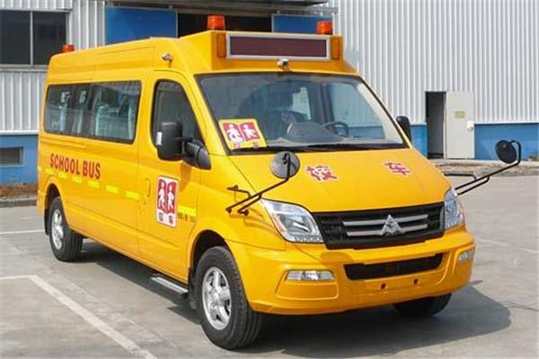 上汽大通SH6591A4D5-XB小学生专用校车(柴油国五10-19座)