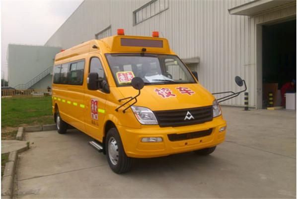 上汽大通SH6591A4D5-YB幼儿专用校车(柴油国五10-19座)