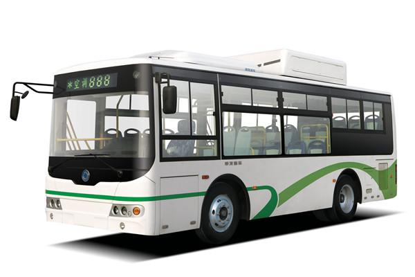 申龙SLK6939US5N5公交车(天然气国五17-35座)