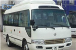 金旅XML6601JEVY0客车(纯电动10-19座)