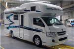 佰斯威WK5031XLJZA5旅居车(汽油国五2-6座)