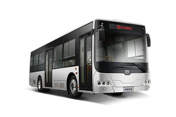 中车电动TEG6105BEV06公交车(纯电动20-39座)