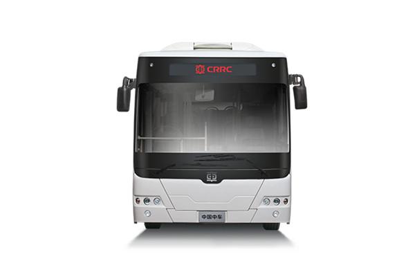 中车电动TEG6105BEV08低入口公交车(纯电动18-39座)
