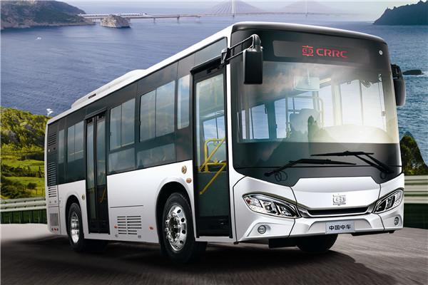 中车电动TEG6852BEV02公交车(纯电动15-31座)