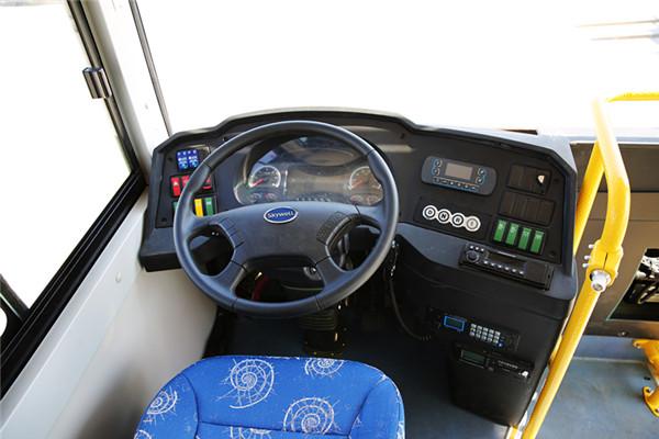 南京金龙NJL6600EVQ51公交车(纯电动11-16座)
