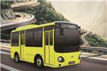 南京金龙NJL6600EV1公交车(纯电动11-19座)