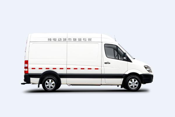 南京京龙NJL5040XXYEV厢式运输车(纯电动2座)