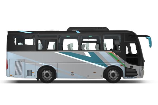 福田欧辉BJ6816U6AFB-1客车(柴油国五24-34座)