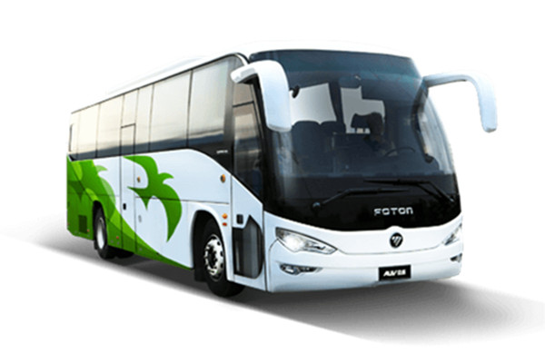 福田欧辉BJ6117EVCA公交车(纯电动24-50座)
