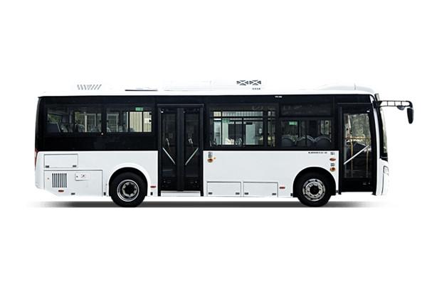 福田欧辉BJ6805EVCA-3公交车(纯电动10-25座)