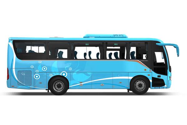 福田欧辉BJ6906U7AHB-2客车(柴油国五24-40座)