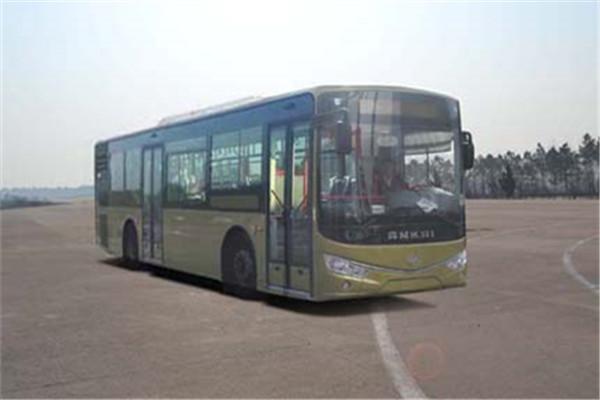 安凯HFF6100G03EV-71公交车(纯电动19-39座)