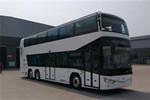 安凯HFF6124GS03EV双层公交车(纯电动40-68座)